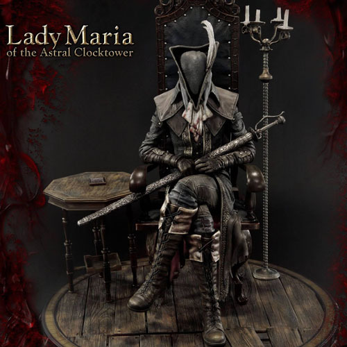 (입고) 레이디 마리아(Lady Maria of the Astral Clocktower) / 블러드본(Bloodborne : The Old Hunters)