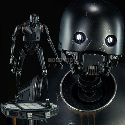 (예약마감) K-2SO Premium Format Figure / 로그원 : 스타워즈 스토리(Rogue One : A Star Wars Story)