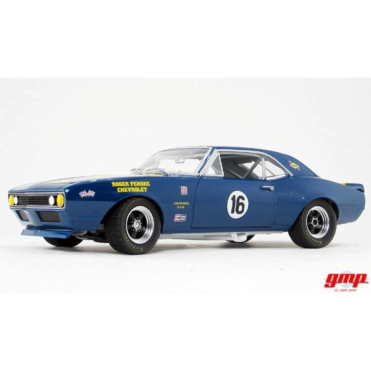 1967 Camaro - George Follmer's Penske Trans-Am #16