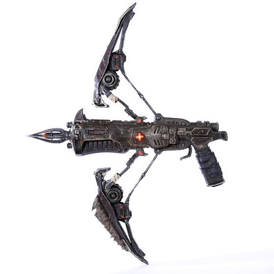 (예약마감) Torque Bow Full Scale Replica / 기어스 오브 워(Gears of War) 3