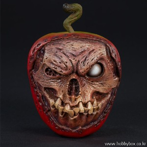 (예약) Dead Skull Apple (Rotten Version) Prop Replica / 죽음의 법정 / 500229