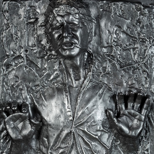 (예약마감) Han Solo in Carbonite Priemium Format Figure : 스타워즈(Star Wars)