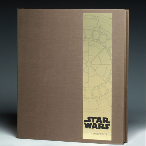 (예약마감) Star Wars: The Blueprints Book / 스타워즈(Star Wars)