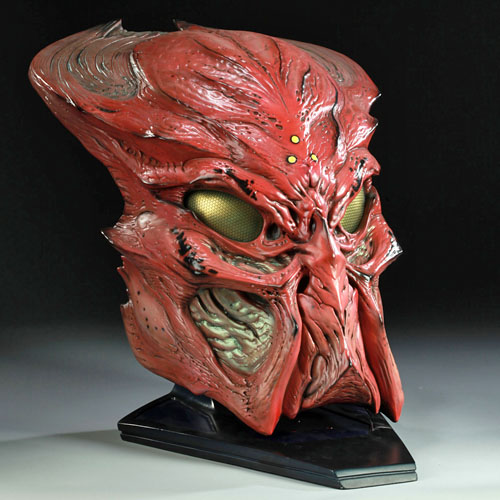 (예약마감) Ceremonial Predator Mask Prop Replica / 프레데터스(Predators)