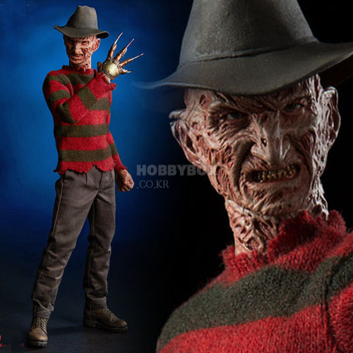 (예약마감) 프레디 크루거(Freddy Krueger) Sixth Scale Figure / 엘름가의 악몽(Nightmare on Elm Street 3: Dream Warriors)