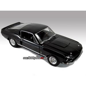 1967 Shelby Mustang GT500 - black
