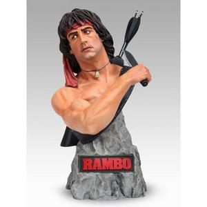 RAMBO Legendary Scale Bust