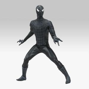 (입고) RAH Spiderman3 black suit
