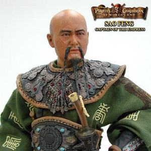 (입고) Captain Sao Feng - Pirate of Caribbean / At World's End