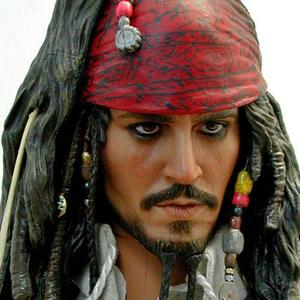 (입고) Jack sparrow - Pirate of Caribbean / At World's End