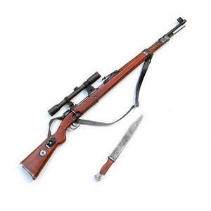 (입고) WW2 German KAR98 Sniper Rifle set