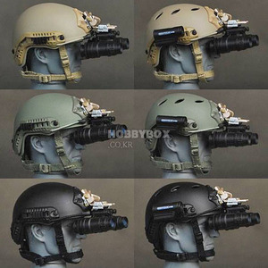 (입고) 1/6 FAST Helmet 8종 Set (4Colors x 2Types)