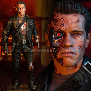 (입고) 1/4 T-800 Battle Damaged Edition / 터미네이터2(Terminator 2)