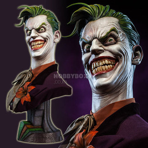 (예약마감) 더 조커(The Joker) Life-Size Bust / DC comics