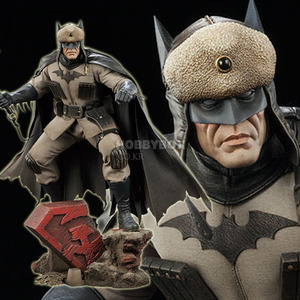 (예약마감) 배트맨(Batman) Premium Format Figure / 배트맨 레드썬(Batman Red Sun)
