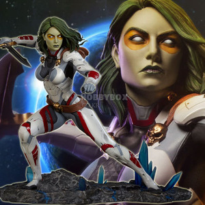 (입고) 가모라(Gamora) Premium Format Figure / 가디언즈 오브 갤럭시(the Guardians of the Galaxy)