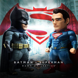 (입고) 배트맨 대 슈퍼맨(Batman v Superman : Dawn of Justice) 키즈네이션(Kids Nations) Set of 3