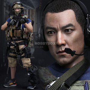 (입고) SDU(Special Duties Unit) Assault Team - Leader