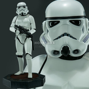 (예약마감) 스톰트루퍼(Stormtrooper) Legendary Scale(TM) Figure / 스타워즈(Star Wars)