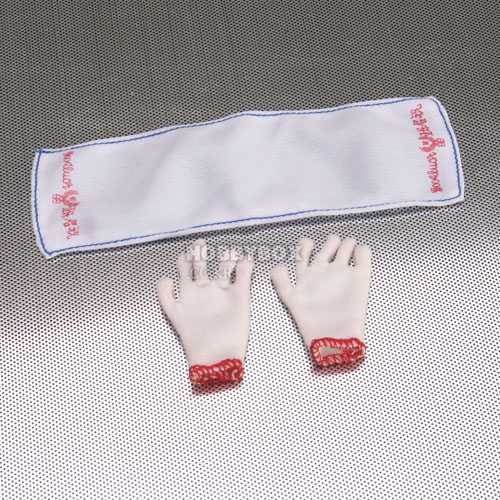 (재입고) 타월 & 목장갑(Towel & cotton work gloves( - Mens Hommes vol.4