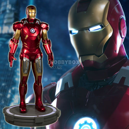 (예약)아이언맨(Iron Man) 마크(Mark 7) VII Life-Size Figure / 마블(Marvel)