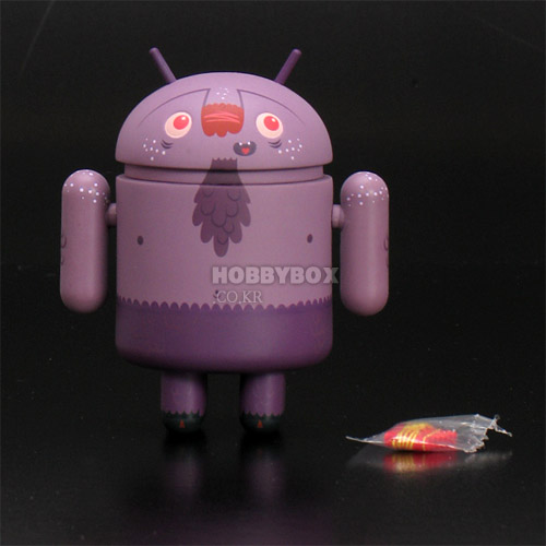 (입고) Pandroid - 안드로이드 3(Andorid mini collection series 3)