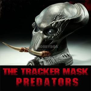 (예약마감) 프레데터스(Predators) - The Tracker Mask Prop Replica / 한정품