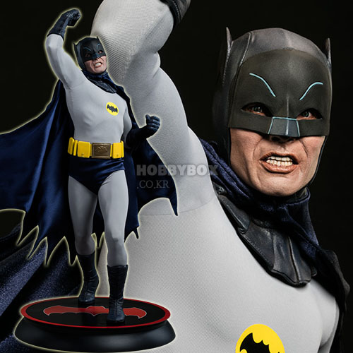 (예약마감) 배트맨(Batman) Premium Format Figure - Exclusive Edition / Classic TV Series